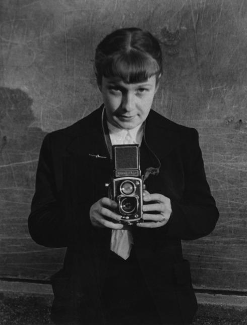 Sabine Weiss, Self Portrait, 1954.jpg